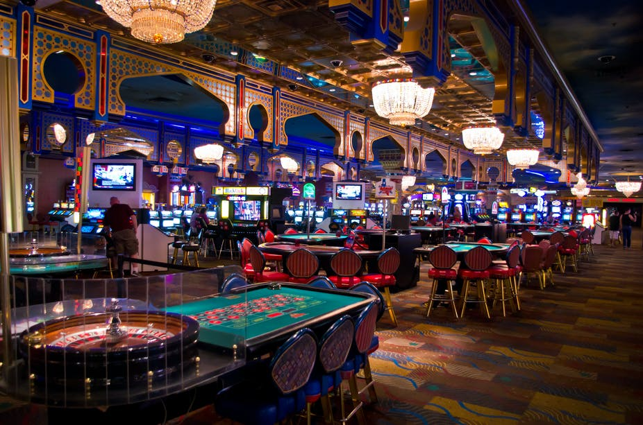 The Easiest Games to Play and Win at the Casinos